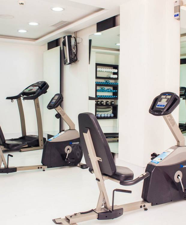 Fitness - Hotel Leparc - Quito Hotel Le Parc